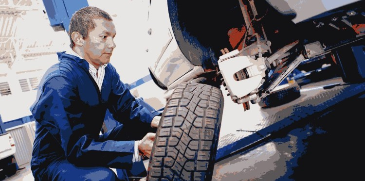 Confessions of a Tire Salesman